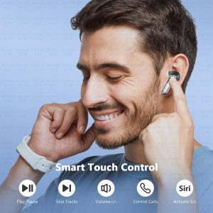 Ebtify Bluetooth headphones