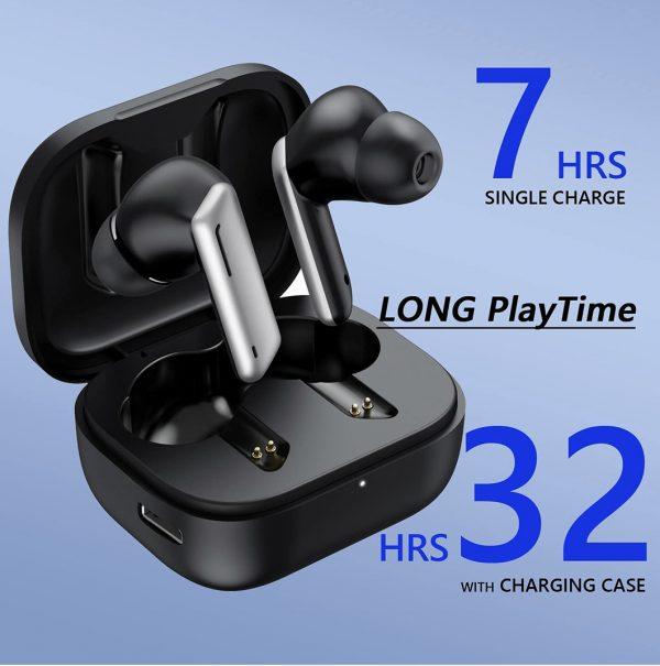 Ebtify Bluetooth earbuds